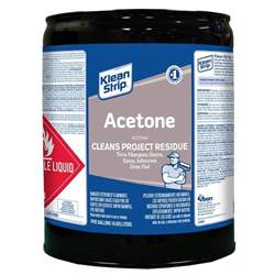 acetone home depot klean 5 gal acetone solvent cac18 the home depot
