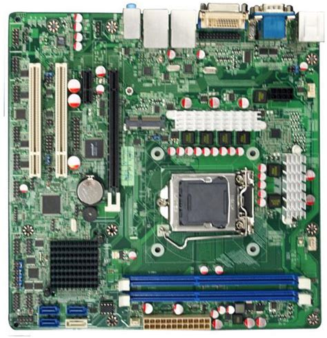 micro atx motherboard intel h61 express chipset