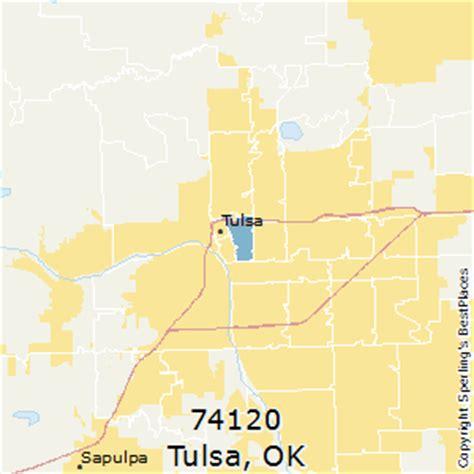zip code map tulsa best places to live in tulsa zip 74120 oklahoma