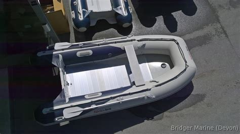 inflatable boats devon honda honwave t35 inflatable boat with transom wheels in