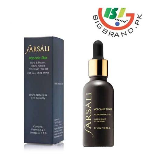 Serum Farsali farsali volcanic elixir serum