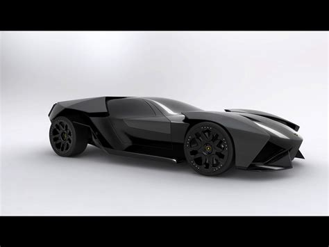 Lamborghini Car Design Car Air Wolf Lamborghini Ankonian Concept Design By
