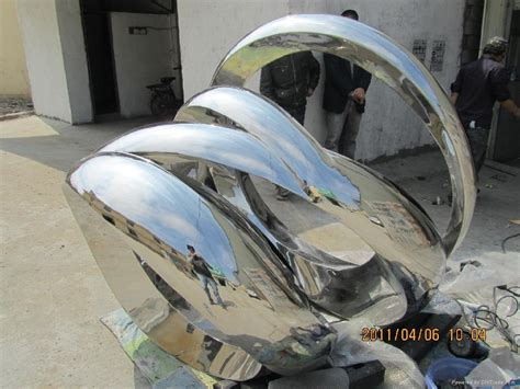 Stainless Sculpture Modern Abstract Home Decoration Public | stainless sculpture modern abstract home decoration public