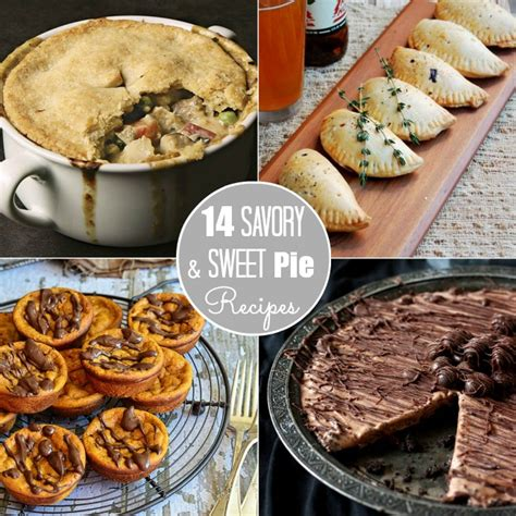 sweet and savory shortbread recipes to celebrate national shortbread day because is what you bake of it books 14 savory sweet pie recipes celebrations at home