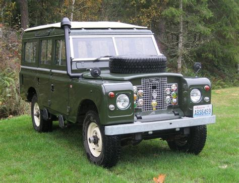land rover safari 1971 land rover safari for sale 1773363 hemmings motor news