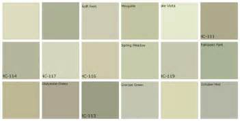 warm green paint colors gray green paint designers favorite colors top row left flickr