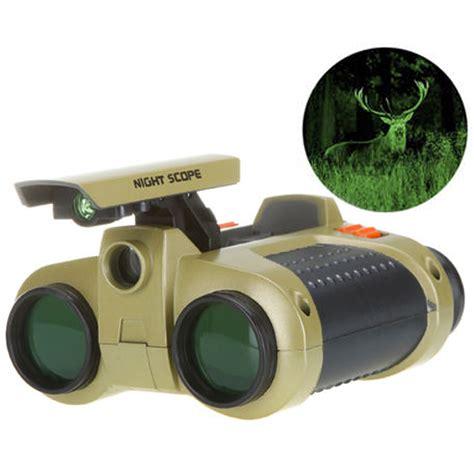 Scope 4 X 30mm Binoculars With Pop Up Light vision surveillance scope binoculars telescope pop up light 4 x 30 mm ebay