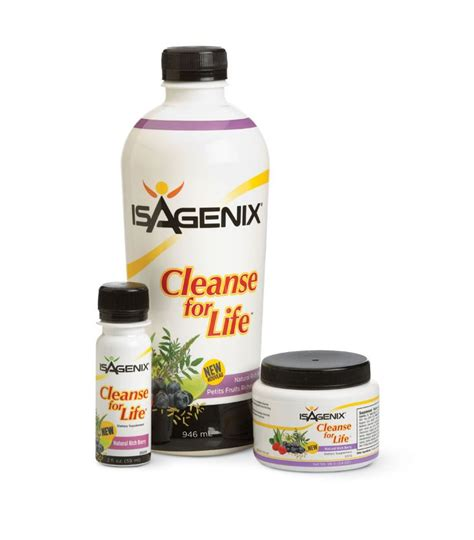 Best Way To Detox Impurities by Cleanse For Health And Vitality Isagenix
