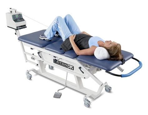 traction table for back traction for your spine what you need to
