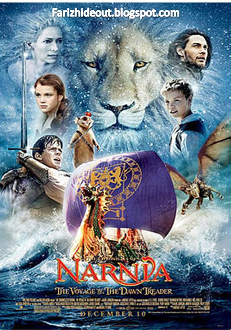 film seri narnia narnia 3 the voyage and the dawn treader full movie