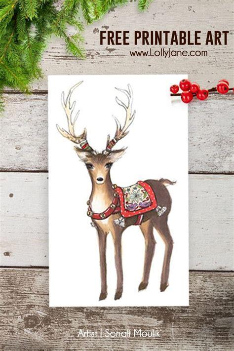 christmas vignette   printable lolly jane