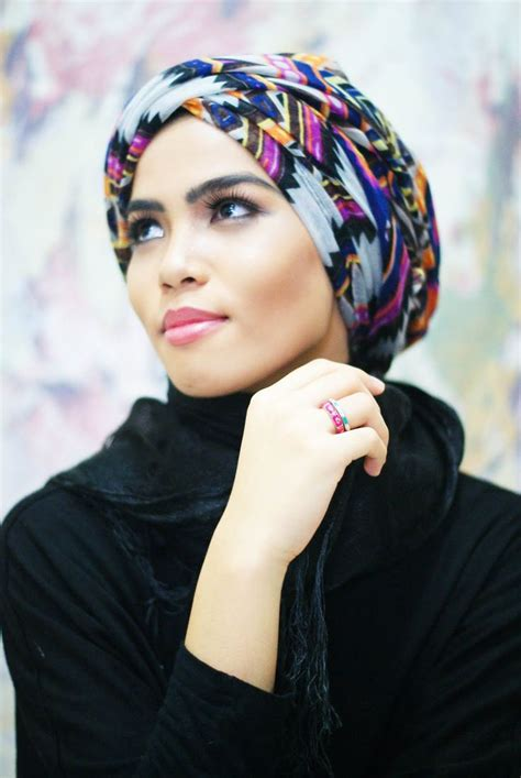 tutorial hijab turban pita learn how to wear tie a tichel mitpachat or turban