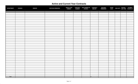 7 Excel Spreadsheet Template Procedure Template Sle Excel Workbook Template