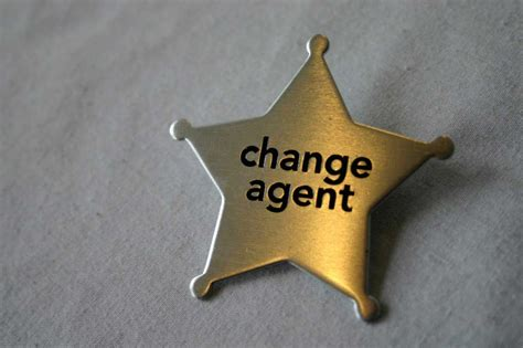 change agent social change metropolitan group