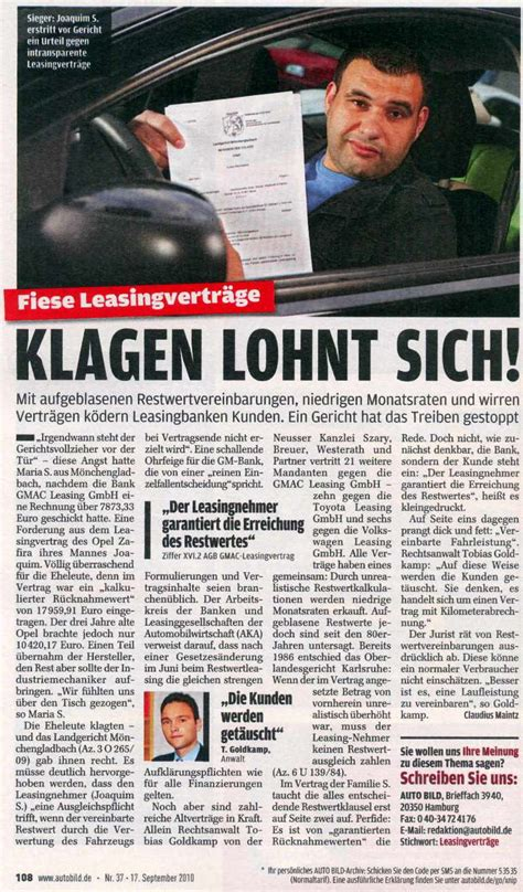 wann lohnt leasing auto leasing lohnt sich leasing auto