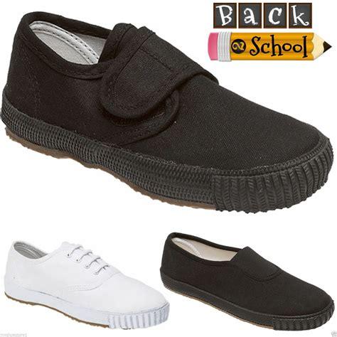 school sports shoes boys pe shoes unisex children school sports