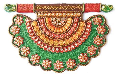 Indian Handmade Crafts - 279 best rangoli images on ceramic painting