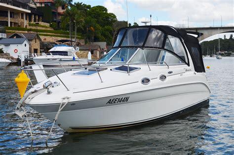sea ray boats sydney 2004 sea ray 275 sundancer sydney boat brokers