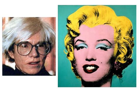 Andy The And The Influence by Be The Artist Andy Warhol Geekmom