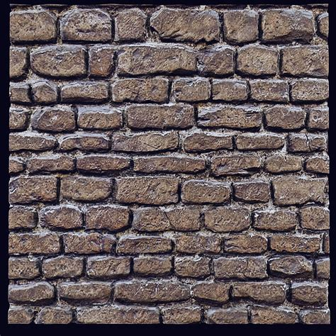 beautiful non wovenaper font design wallpaper brick wall
