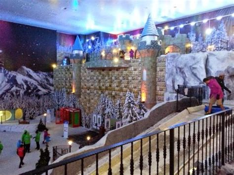 theme park hotel at genting snow world picture of genting highlands theme park