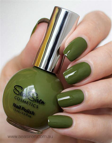 sea moss nail sea siren cosmetics