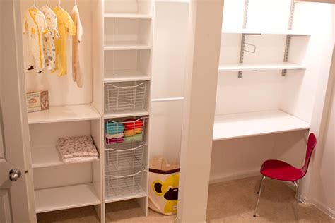 Small Closet Design by Astonishing Small Closet Nursery Roselawnlutheran