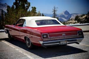 1969 Ford Xl Gimpy Tripod Half Dome And 1969 Ford Xl Convertible