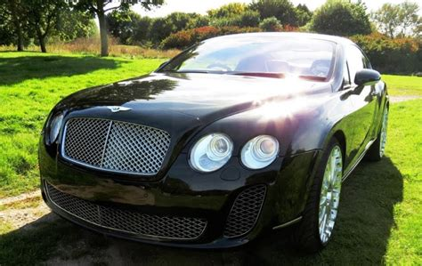 chrome bentley bentley supersports chrome grille conversion bentley
