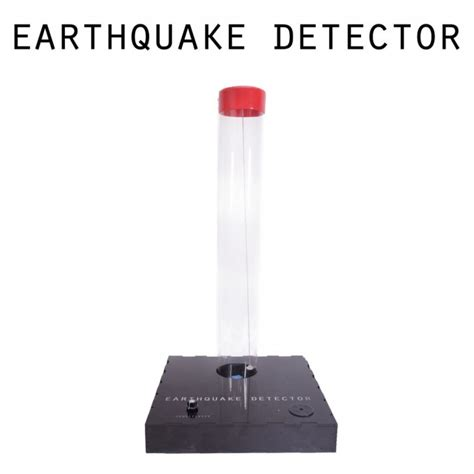 diy earthquake detector build a diy gadget earthquake detector