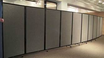 Versare Room Divider Wall Mounted Room Divider 360 Accordion Partition By Versare
