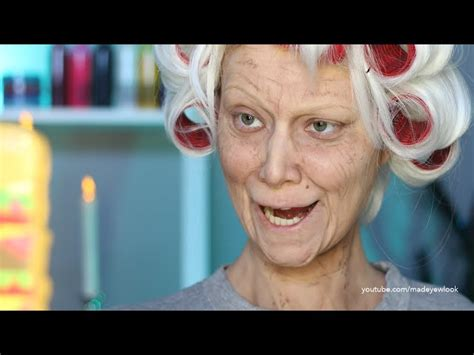 tutorial on latex youtube old lady lex old age makeup tutorial no prosthetics no