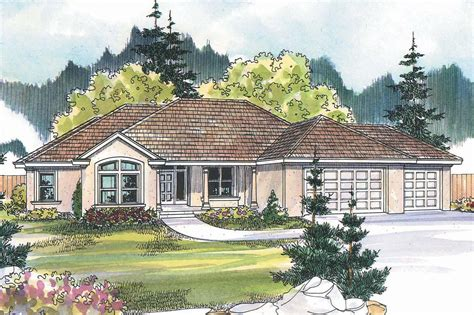 tuscan house plans 30 317 associated designs