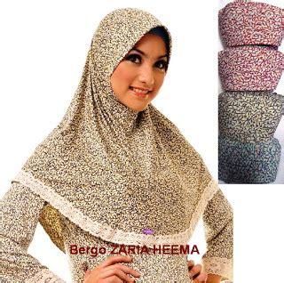 Bergo Malika Pet Renda Bergo Renda Bergo Pet Renda Diskon koleksi jilbab cantik bergo