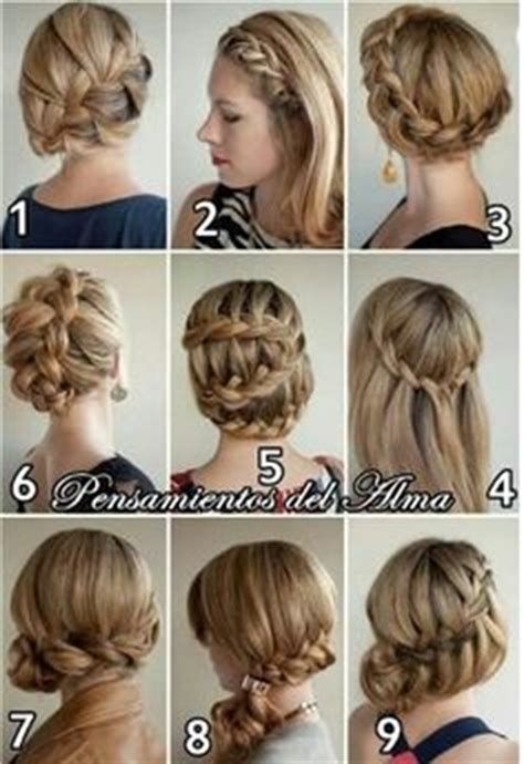 all kinds of hair style that have braides 1000 images about braides on pinterest types of braids