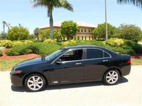 acura tsx vtec purchase used 2004 florida acura tsx sedan low and