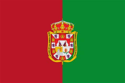 andalucia roja y la archivo bandera de granada svg wikipedia la enciclopedia libre