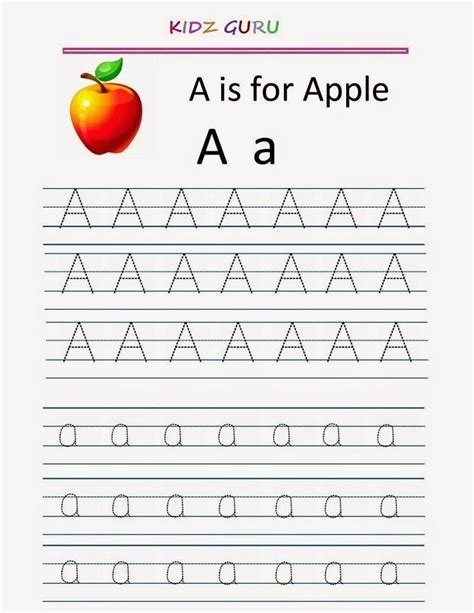 kindergarten worksheets printables chapter 1 worksheet