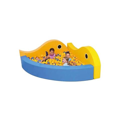 vasca palline vasca palline delfino nv cm 205x205x80 h play casoria