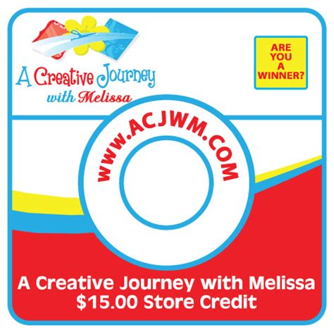 Getting Creative With Credit Advice by Now For This Weeks Giveaway I Am Giving Away A 15 Store
