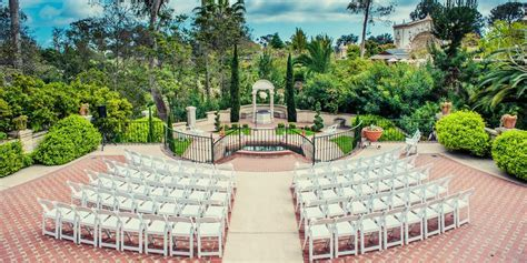 The Prado at Balboa Park Weddings   Get Prices for Wedding