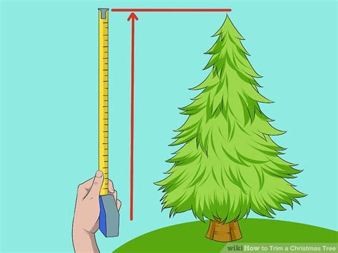 how to trim a christmas tree 13 steps with pictures