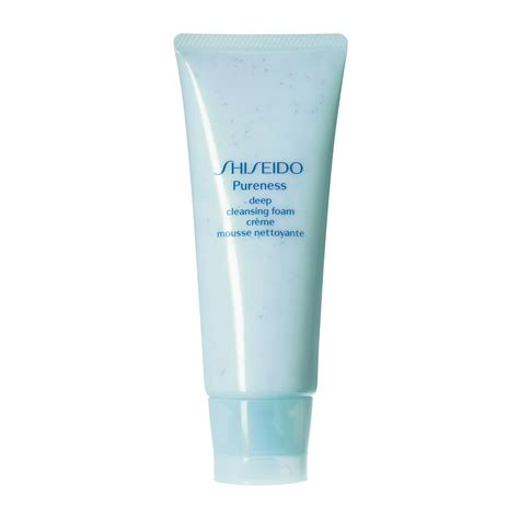 Shiseido Cleansing Foam shiseido pureness cleansing foam 100ml feelunique