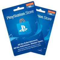 Ps3 Store Gift Card - playstation store cash cards playstation plus membership card