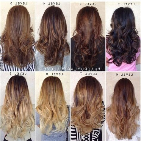 level 5 hair color level 5 hair color chart archives hairstyles and