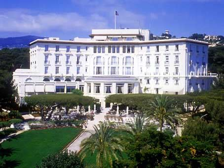 hotel du cap the provence post one really interesting thing after