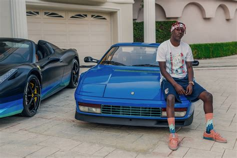 boat shoes lil yachty lil yachty for puma and pink dolphin hypebeast