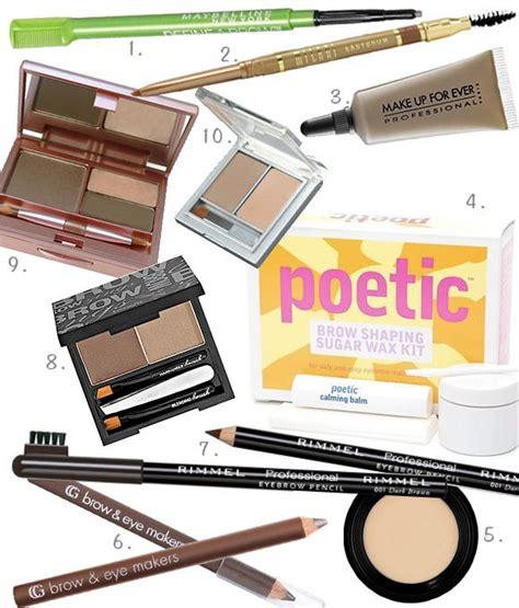 Pensil Alis Maybelline New York 10 members faves eyebrow pencils powders more