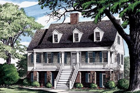 southern traditional house plans coastal country southern traditional house plan 86275