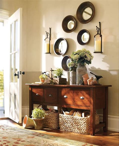 small entryway inspiration 1000 ideas about pottery barn mirror on pinterest